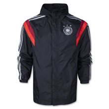 Germany 2014 Rain Jacket Soccer Waterproof Jacket