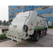 Forland 4-6 Ton Compactor Type Garbage Truck for Lebanon