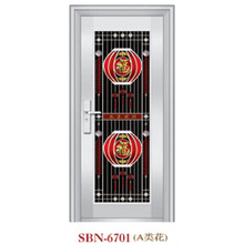 Stainless Steel Door for Outside Sunshine  (SBN-6701)