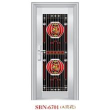 Porta de aço inoxidável para a luz do sol exterior (SBN-6701)