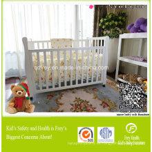 Muebles para niños de cuna con madera maciza
