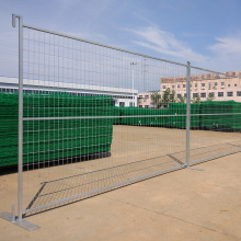 Galvanized+Then+Power+Coating+Canada+Temporary+Fence