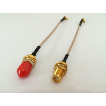 SMA female cable assembly