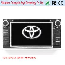 Navegación del coche DVD GPS para Toyota Universal