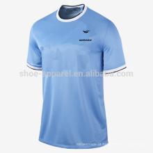 2014 custom dri-fit camisa de futebol dos homens, uniforme de futebol