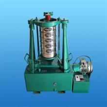 Máquina de peneira vibratória de tela de tapa