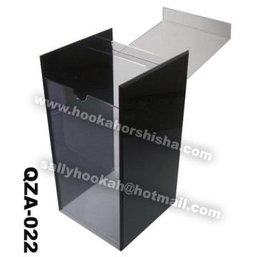 Square transparent