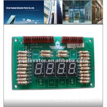 Noticia completa Hitachi tablero de visualización del ascensor FDI-01 HITACHI elevador pantalla pcb