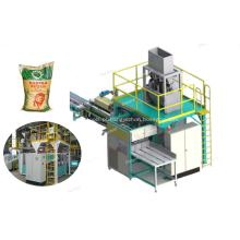 Máquina de ensacamento automático de açúcar 50KG