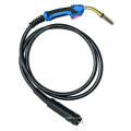 24KD Gas Cooled Euro Connector Mig Welding Torch from China