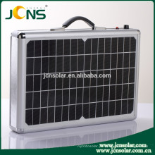 120W caixa de energia solar portátil caixa de energia solar com AC DC porta USB