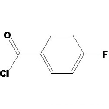 4-Fluorbenzoylchlorid CAS-Nr .: 403-43-0