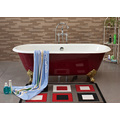 Cheap Portable Enamel Cast Iron Bathtub