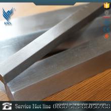 ASTM A582 маринованная и полированная квадратная брусок из нержавеющей стали AISI 316L