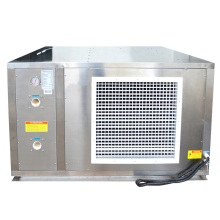 Ventilação de aço inoxidável da bomba de calor da associação do OEM