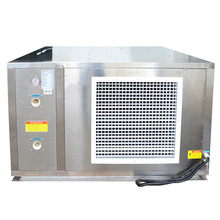 Ventilation de pompe à chaleur de piscine d'acier inoxydable d'OEM
