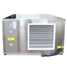 Ventilación de bomba de calor de piscina de acero inoxidable OEM