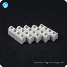 refractory ceramic band heater steatite ceramic end parts China