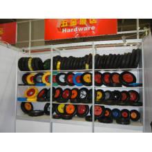 Roda de espuma resistente em PU 400-8