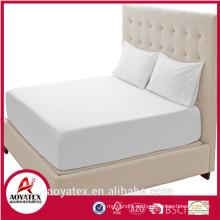 Protector de colchón de alta calidad hipoalergénico lavable