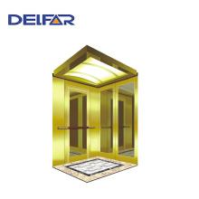 Безопасный Ti-золото пассажирский Лифт с экономической цене