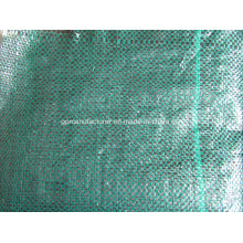 Geotextil tejido para la tensión de protección de la presa