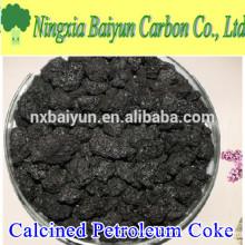 Carbon Raiser Pet Coke Low sulphur Calcined Petroleum Coke