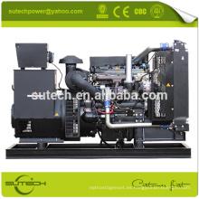 Generador diesel eléctrico 160Kw / 200Kva, accionado por el motor 1306A-E87TAG3