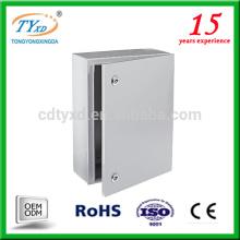 fabrication de tôle personnalisée OEM armoire électrique extérieure ip54 / coffret électrique cabinet