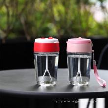 Customized OEM/ODM Coffee Mugs Gift Creative self mix bottle water powder mixing