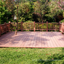 high strength crack-resistant outdoor floor wpc outdoor decking