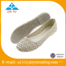 New style breathability china shoe supplier wholesale fair lady shoe