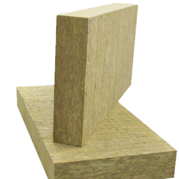 Water-repellent rock wool board for Exterior Wall