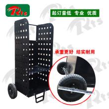 Metall schwere Last Gartennutzung Hand Trolley Cart