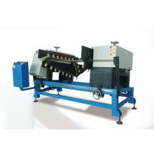 Customized Copper Tube Making Machine , Steel Deburring Machine For Tubes