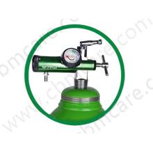 Pin Oxygen Flowmeter Regulator