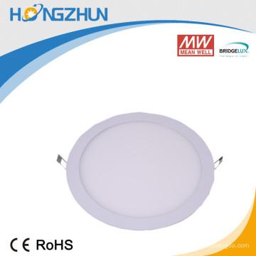 Smd2835 panneau LED 18w 62x62 éclairage rond