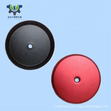 Piezas de sellado de encargo eléctricas de cobre / de cobre amarillo del metal del OEM para el accesorio
