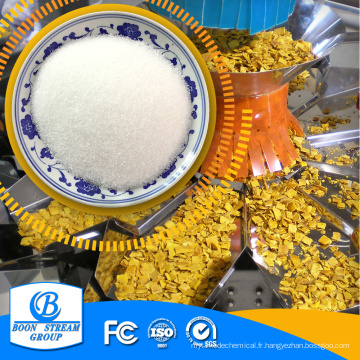 Engrais composés à haute efficacité N & P phosphate de diammonium de qualité alimentaire
