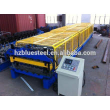 Multipurpose IBR And Corrugated Double Layer Steel Plate Roll Making Machine Factory