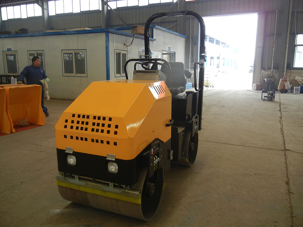Road Roller Equipment