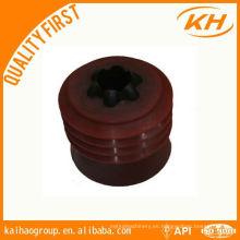 API Oilfield Herramientas de pozo NBR Wiper Plugs (Nitrile Butadiene Rubber)