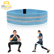 Procircle Rubber Silk Nylon Hip Circle Resistance Band