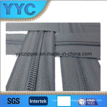 General Quality Various Color Long Chain Nylon Zipper