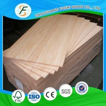 17mm Nueva Zelanda Radiata Pine Finger-Jointed Board