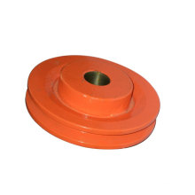 Sand Casting Pulley with Machining