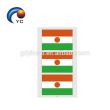 2018 Tatuagem Temporária Bandeira Nacional Copa Do Mundo Rosto Jogo De Futebol Maquiagem Corpo Tatoo