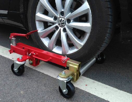 Vehicle Positioning Jack