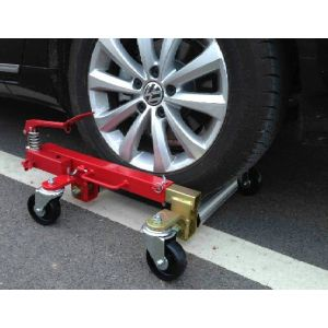 Hydrauliczny samochód Dolly / Car Mover / Vehicle Positioning Jack