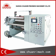 LDPE LCD Backlight Diffuse Film Cutting Slitter Rewinder Machine with Lamination